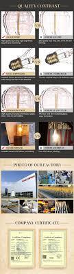 Interior Lighting Compliance Certificate Us 7 57 42 Off Retro Light Bulb E27 G95 Pineapple Lampara Vintage Bulb 220v Lampada Filamento For Home Bedroom Industrial Decor 40w Edison Bulb In