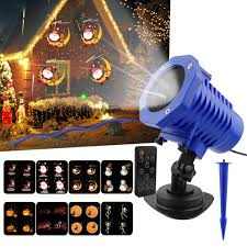 Christmas Projector Lights Ebay Details About New Christmas Animated Projector Lights 8 Slides Led Projector Night Lamp Ip65