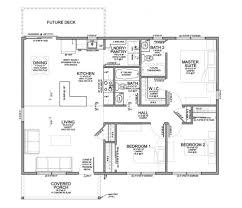First Floor Picture Plan At Contemporary SingleFamily Home Single Family House Plans