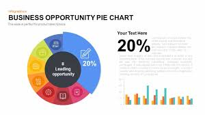 How Do You Make A Pie Chart In Powerpoint Business Opportunity Pie Chart Powerpoint Template Keynote