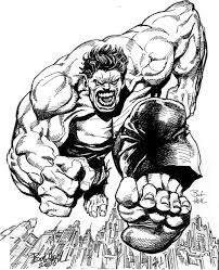 Small Picture Mewarnai Gambar Sketsa Hulk Coloring Pages Pinterest Hulk