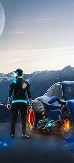 1125x2436 Porsche High Tech Iphone XS ...