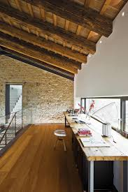 rustic modern office. Weave In An Air Of Modernity Rustic Modern Office S