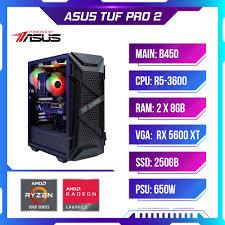 PC Gaming-Máy tính chơi game PCAP ASUS TUF PRO 2