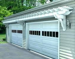 pergola over garage door kits garage arbor garage trellis kit garage door arbor interesting wonderful pergola