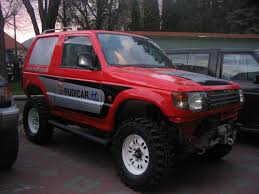 View of Mitsubishi Pajero 3.5. Photos, video, features and tuning ...