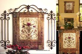 italian wall art trend tuscan decor decoration ideas 890x594 ravishing