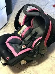 flex loc car seat baby trend flex loc car seat base installation