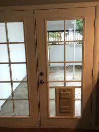in glass pet doors pet door glass install glass pet doors melbourne glass doggie door insert
