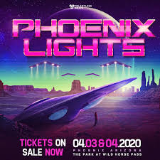 Phoenix Lights 2019 Time Slots Sixth Annual Phoenix Lights Festival Invades The Park At