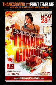 thanksgiving party flyer 229 best flayer design images on pinterest advertising design