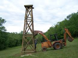 Lookout Tower Plans 100 0474jpg