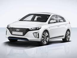 Hybrid Rebates 2017 Hyundai Ioniq Hybrid Deals Prices Incentives Leases