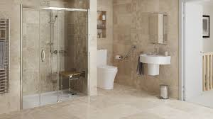 Handicap Tile Shower Designs An Essential Guide To A Handicap Bathroom Remodel