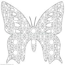 Coloring Pictures Of Butterflies Coloring Pages Roses And
