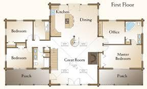Bedroom Log Cabin Floor Plans Also Ideas 4 Picture  Piebirddesigncom4 Bedroom Log Cabin Floor Plans