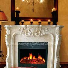electric stone fireplace decorative fireplace set style custom made carved natural stone mantel electric fireplace insert