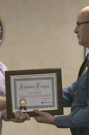 Civilians honored for helping Kansas Highway Patrol troopers