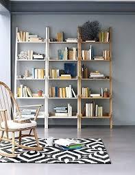 step ladder shelving units in white blue or natural wood from ms shelves ikea white step ladder aluminum 2 shelves