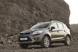 2012 Ford Kuga compact SUV here in March - Photos (1 of 9)