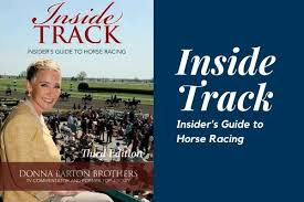 Proceeds from Donna Barton Brothers' 'Inside Track' Benefit TAA -  Thoroughbred Aftercare AllianceThoroughbred Aftercare Alliance