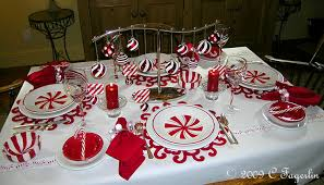 Candy Cane Table Decorations Christmas Table Decorations Using Candy Canes wwwindiepediaorg 32