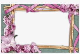 Red Photo Frames Red Frame Png Red Rose Flowers Frames Png Free Pictures Flower
