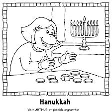 46 Chanukah Coloring Pages Chanukah Coloring Pages Az Coloring