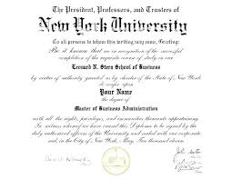 Free Fake Degree Template Gallery Masters Certificate Certifica