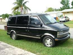 Chevrolet Astro Van #2685592