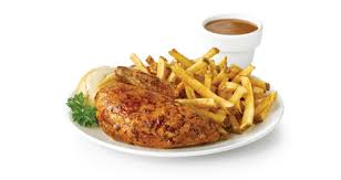 Quarter Chicken Dinner