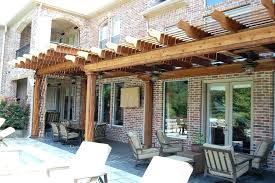 patio cover plans free standing for image of patio cover designs wood 46 free standing patio