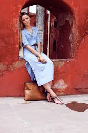 Kristina Bazan How To Dress For The Holidays