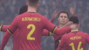 Belgique angleterre tir au but - YouTube