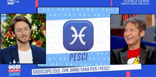 Oroscopo 2021 di Simon & The Stars per Gemelli, Sagittario, Pesci e Vergine