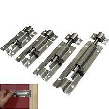 types of bathroom door locks. simple slide bolt lock bathroom toilet shed door lock/catch/latch small to large types of bathroom door locks