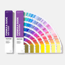 Pantone Coated Color Chart Pdf Formula Guide Coated Uncoated