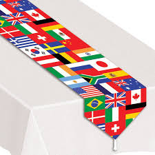 International Party Decorations International Party Decorations International Theme Party