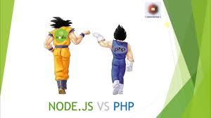 Should I Learn Php Or Node Js