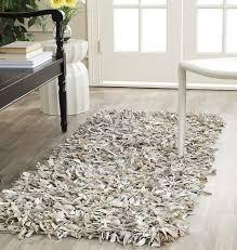 amazing safavieh rug com leather collection lsg511c handmade white