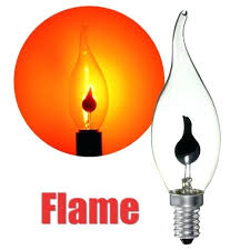 flickering chandelier bulbs led light flicker fire flame bulb candle lamp home chandelier decoration flicker flame