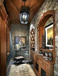 wine rack with transitional outdoor pendant lights cellar rustic and dark wood johns creek decor furniture wine cellar