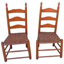 what is shaker style furniture. Pair Of Shaker Style Ladderback Chairs For Sale What Is Furniture