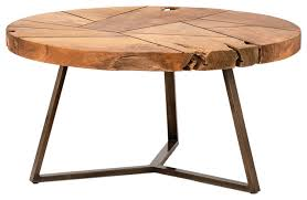 teak root fragments coffee table rustic coffee tables by design mix furniture