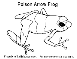 Small Picture Frog Cliparts Coloring Pages page 2 kiddyhousecom