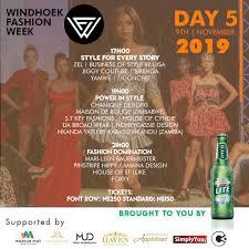 Namibian Designers 35 Designers To Showcase At Wfw Unwrap