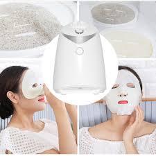 diy homemade fruit vegetable beauty mask maker crystal collagen powder machine for skin whitening hydrating face care