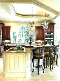 chandelier over kitchen island lighting crystal for ceiling design ideas recessed small cry drum chandelier kitchen island