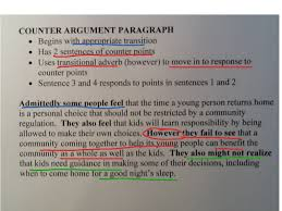 topic suggestions for argumentative research paper examples of topic suggestions for argumentative research paper examples of counter arguments argumentative writingessay