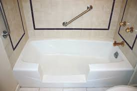 doing a walk through bathtub conversion only after having an accident said eric thompson of island bath works our goal is to help people take the